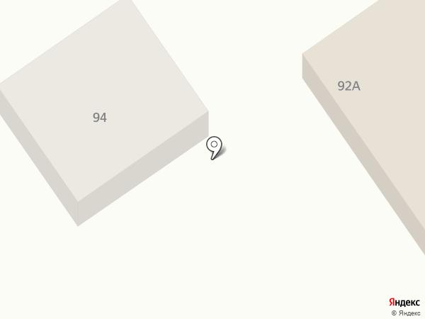 Юлда на карте