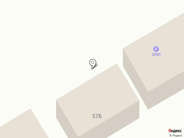Ай-Лина на карте