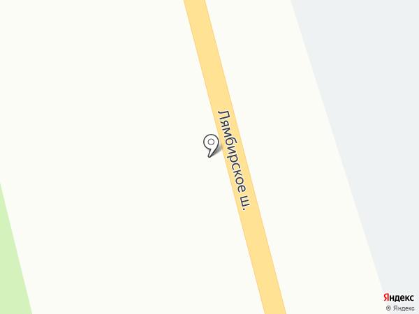 Луидор-Эксперт на карте