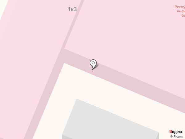 L-пласт на карте