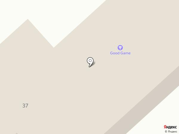 ЗАГС на карте