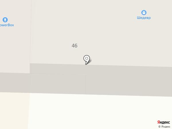 Nail Мастер на карте