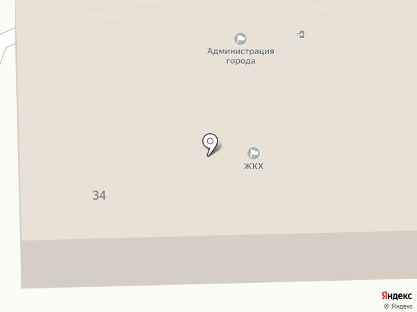 Горсвет, МП на карте
