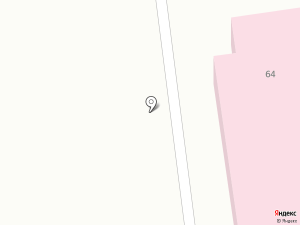 Кижеватовская врачебная амбулатория на карте