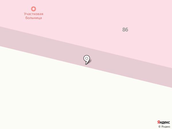 Атемарская амбулатория на карте