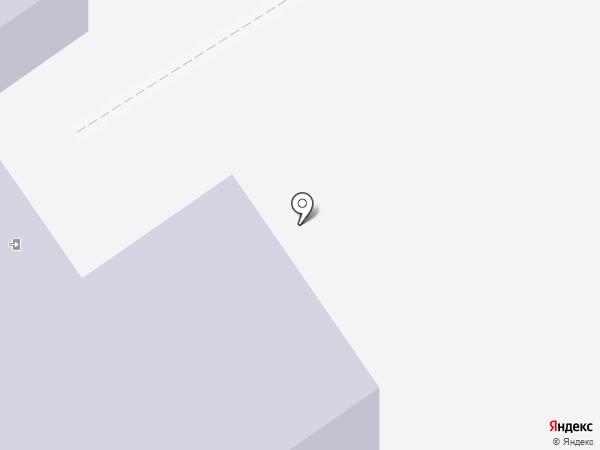 Средняя общеобразовательная школа пос. Тепличный на карте
