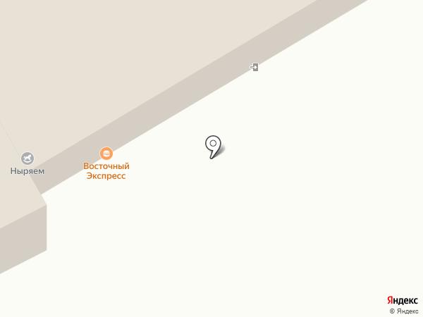 Заводской экспресс на карте