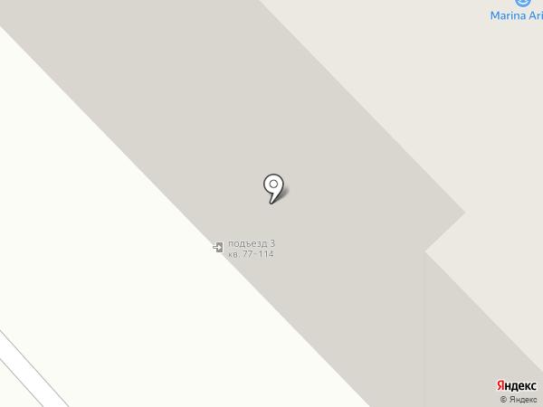 У-Сервис на карте