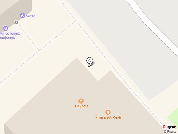 Сокурские хлеба на карте