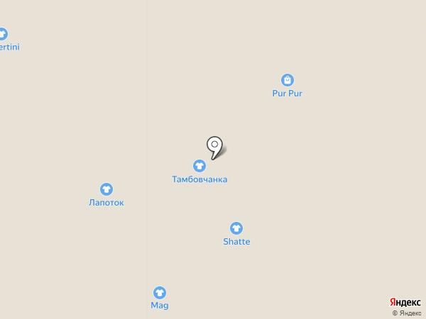 Karton на карте