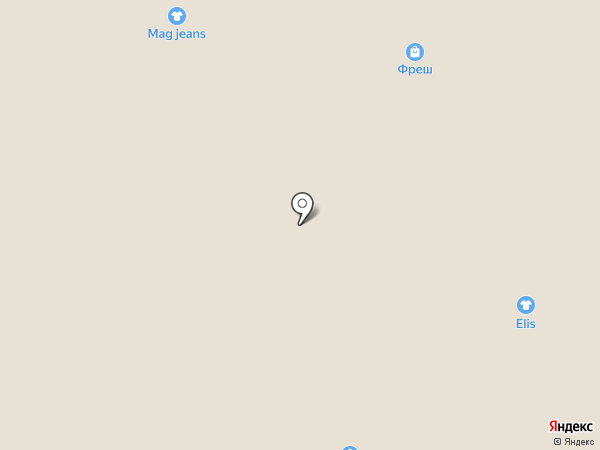 Zinger на карте