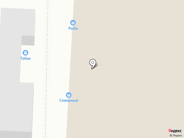 Магазин куриного мяса на карте