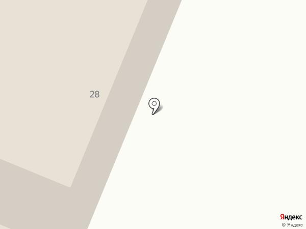 Пожарная часть №4 по охране Октябрьского района на карте