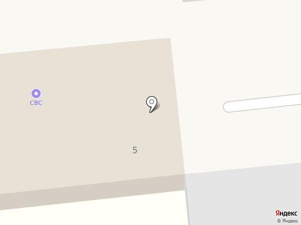 Дениро на карте