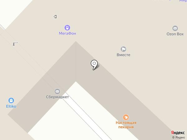 Icebeerg на карте