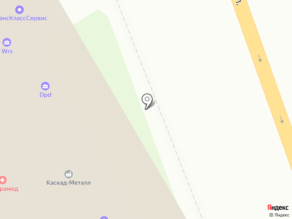 Восток-Трейд на карте