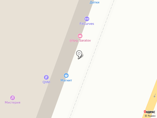 Лав Кортеж на карте