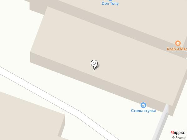 Сток-сервис на карте