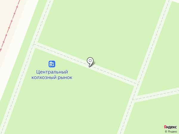 Социальная химчистка №1 на карте