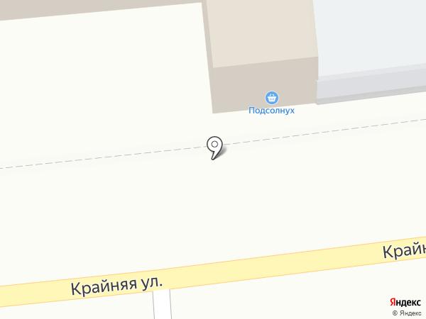 Железная мебель на карте
