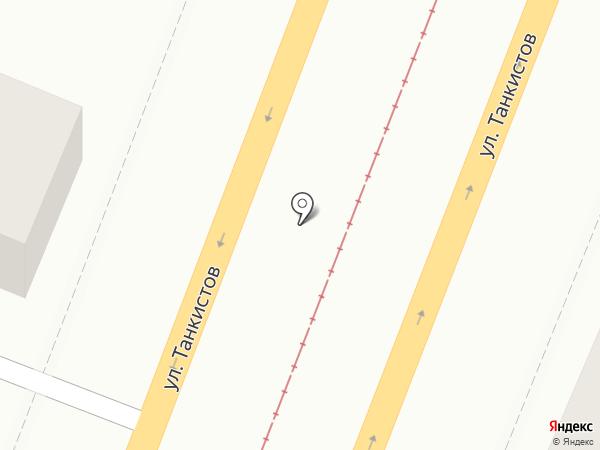 PRO на карте