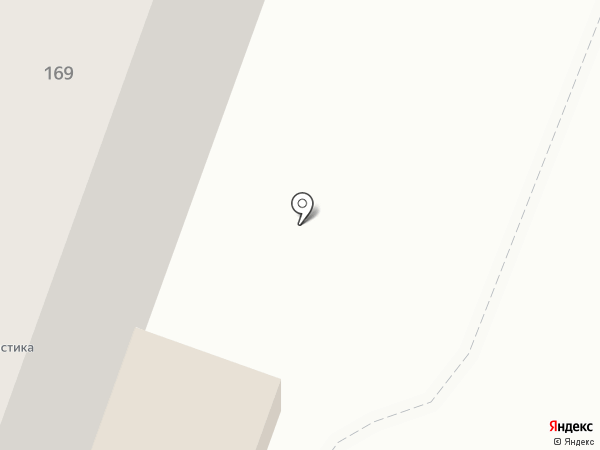 Медико-диагностический центр на карте
