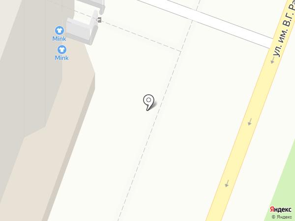 Адвокатское агентство на карте