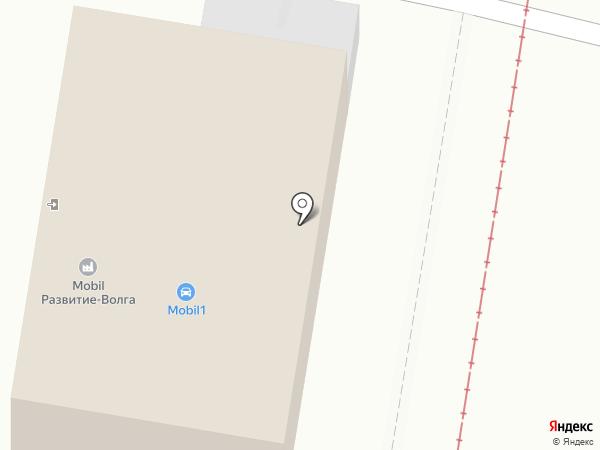 ЛСК-Саратов на карте