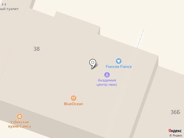 Обувь на проспекте на карте