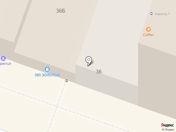 Old School на карте