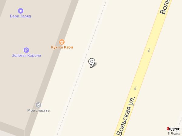 Т.Т. на карте