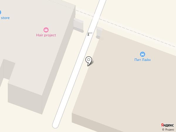 Твой имидж на карте
