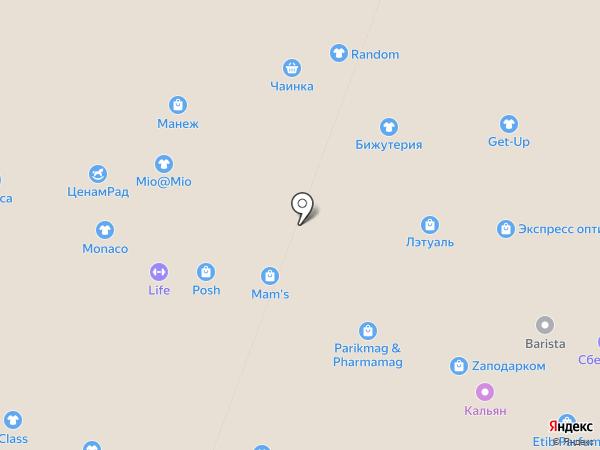 Barokko на карте