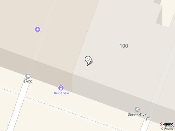 Let`s GO на карте