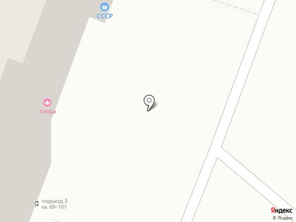 BUSHIDO на карте