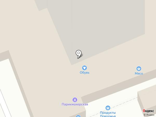 Гарнизонный на карте