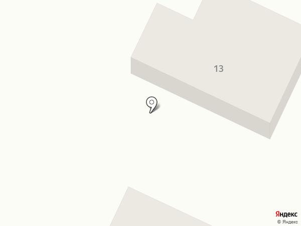 Покровский железный двор на карте