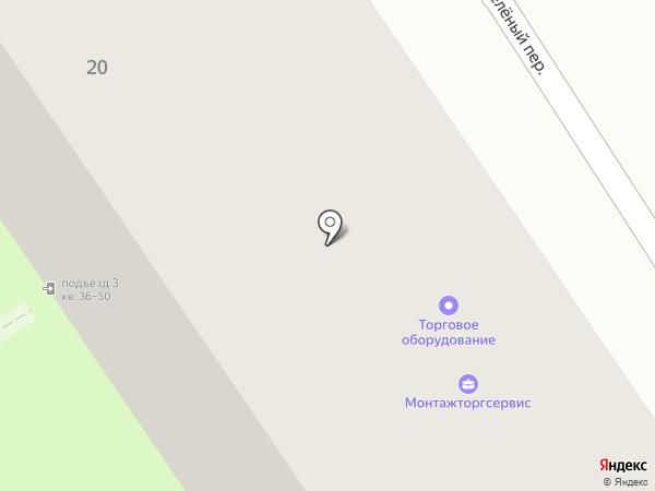 Блеск-С на карте