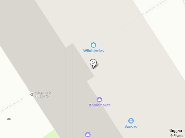 Экспресс-Волга-Сервис на карте