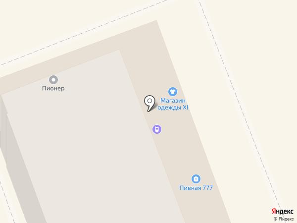Экстра на карте