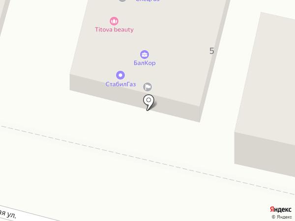 Мехуборка-Саратов на карте