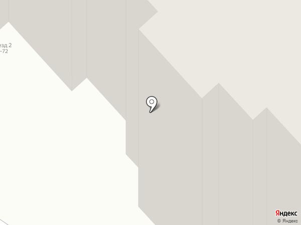 Бон папа на карте