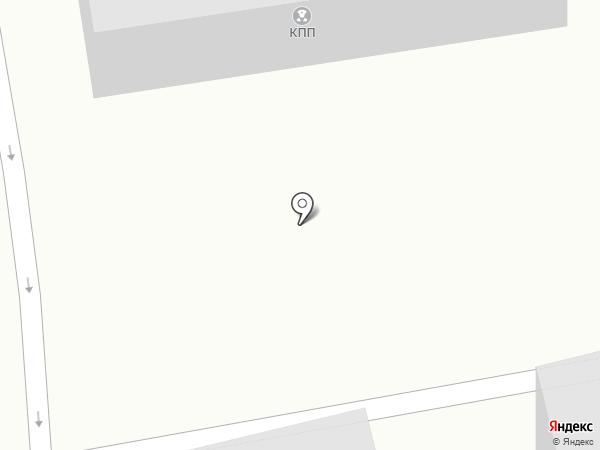 Магазин колбасных изделий на карте