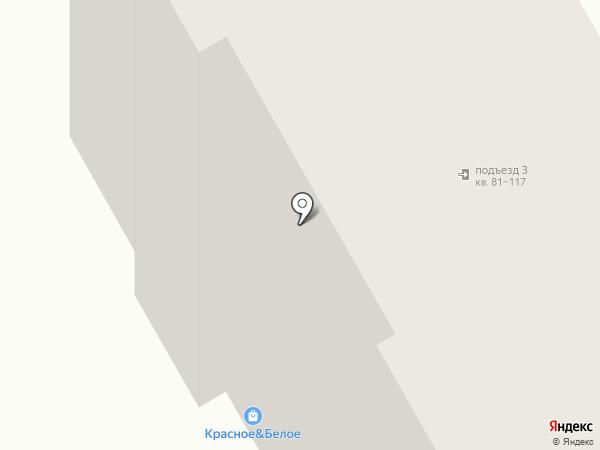 Матрасофф дом на карте