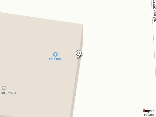 Ишлейское районное потребительское общество на карте