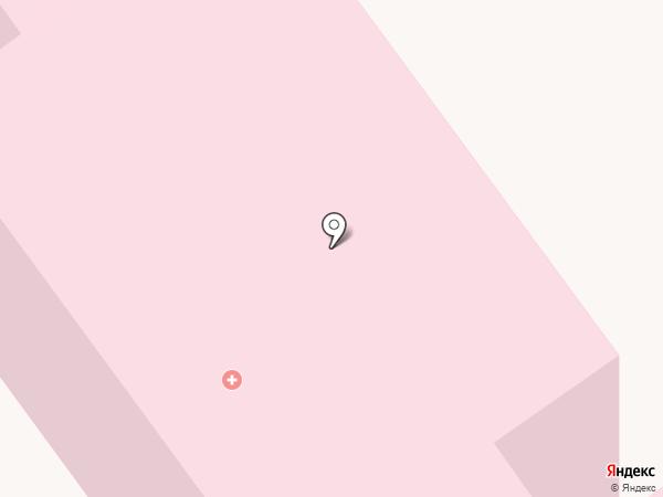 Станция скорой медицинской помощи Московского района на карте