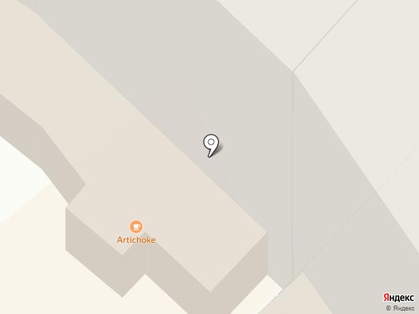 Итальянское кафе на карте