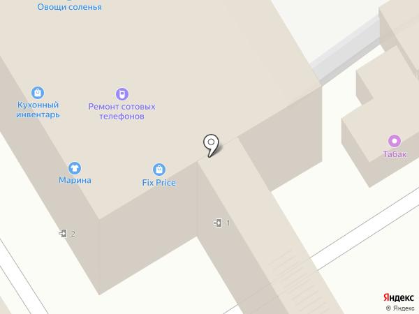 Моргаушская птицефабрика на карте