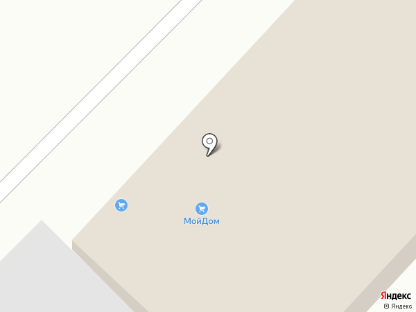 Шиномонтажный центр на карте