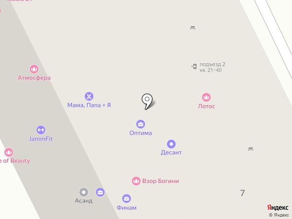 ФИНАМ Чебоксары на карте